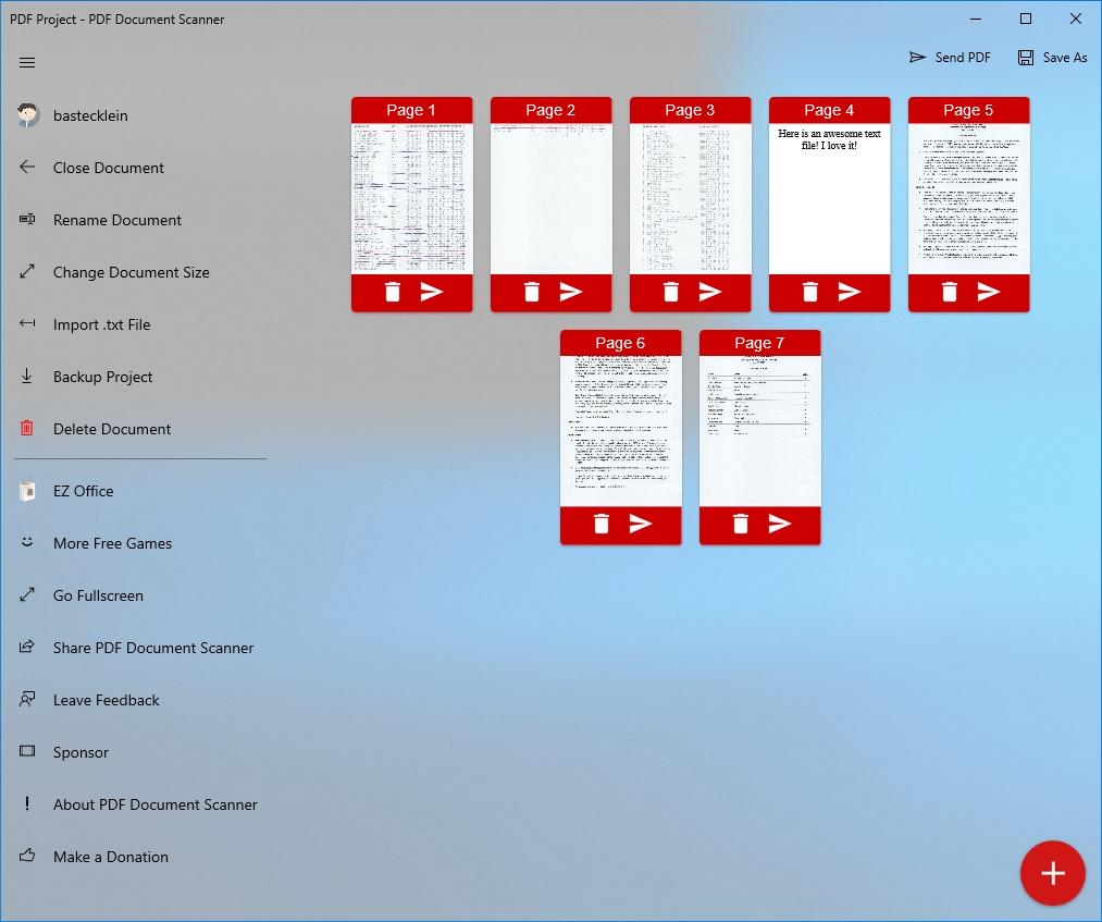 Big PDF Document Scanner Update for Windows 10 - Ape Apps Blog